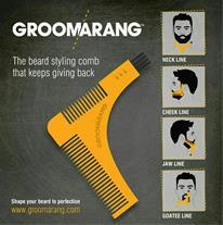 شانه طراحی ریش