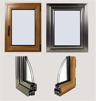 درب و پنجره دوجداره ترمال بریک و UPVC