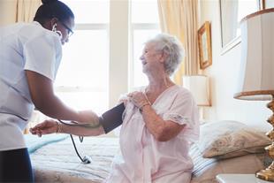 اعزام همراه بیمار در بیمارستان PIVATE NURSE