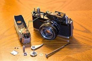 آموزش عملی تعمیر دوربین های عکاسی و فیلمبرداری