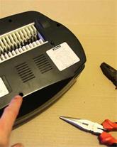 آموزش تعمیر دستگاه کاغذ خردکن