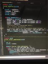 انجام شبیه سازی با  Cooja Simulator - Contiki