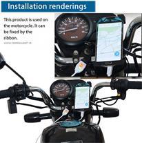 شارژر موبایل مخصوص موتورسیکلت YUEMAL