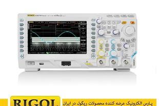 اسیلوسکوپ دیجیتال 100 مگا هرتز 4 کانال