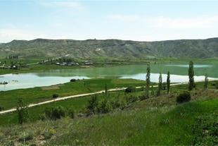 2800 متر زمین کشاورزی  سنددار چزکین سله بن سدنمرود