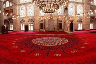 شستشوی موکت چسبیده در محل در قالیشویی ادیب