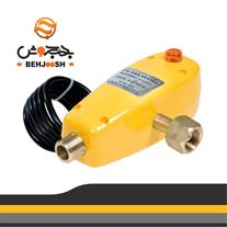 Co2 gas heater