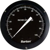 گیج اختلاف فشار  BARTON (بارتون)