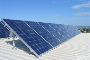 برق (پنل) خورشیدی