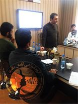 کارگاه فن بیان و تسلط کلامی در مشهد