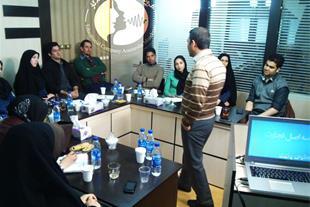 کلاس مهارت ارتباطی فن بیان در مشهد