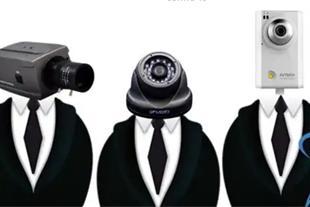 فروش نصب و تعمیر انواع دوربین مداربسته