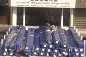 فروش انواع لوله و پروفیل استنلس استیل 304 و 201