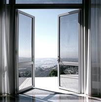 تولید درب و پنجره آلومینیومی ترمال بریک