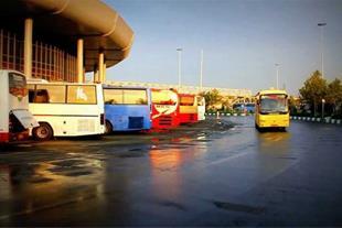 بلیط اتوبوس شهرکرد بندرعباس و بلعکس