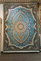 فرش ماشینی ( قالی ) شکوفه