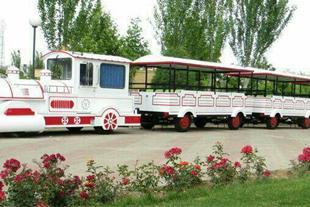 قطار شهربازی
