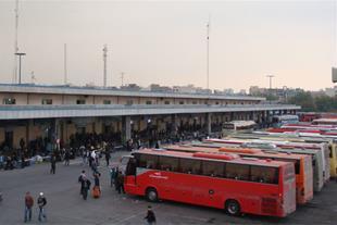 خرید آنلاین بلیط اتوبوس از شیراز به یزد