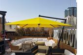 چتر سایبان 9 متری پایه کنار