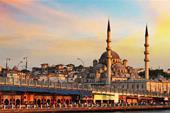 خرید اینترنتی بلیط اتوبوس تهران به استانبول ترکیه