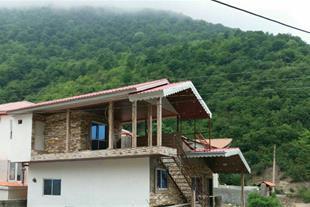 ویلا جنگلی در ییلاقات مازندران