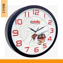 تولید ساعت دیواری تبلیغاتی