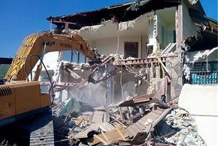 تخریب مهندسی و خاکبرداری ساختمان