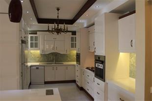 طراحی و اجرای آشپزخانه منزل شما