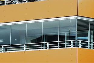 شیشه های ریلی تاشو جی سان