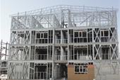 شرکت پیمانکاری و مهندسی سازه lsf و سازه های سبک