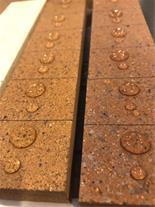 پوشش نانویی آجرنما و نماهای سنگی در سراسر کشور