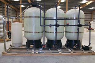 فروش ساخت دستگاه فیلتر شنی فیلتر کربنی