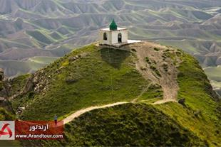 تور ترکمن صحرا خالدنبی شب یلدا 97