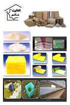 تولید و فروش پشم شیشه و پشم سنگ