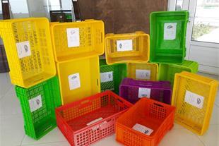 فروش ویژه سبد و جعبه پلاستیکی