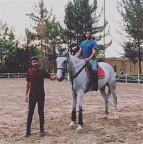 آموزش سوارکاری در اصفهان