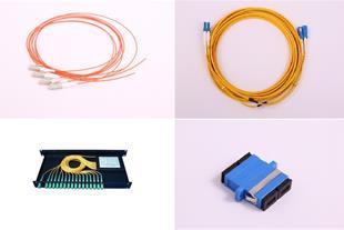پچ پنل ، پیگتیل ، پچ کورد و آداپتور فیبر نوری