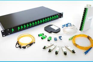 تجهیزات پسیو فیبر نوری , کابل و اکسسوری فیبر نوری