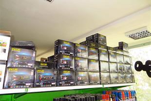 پخش سیستم پخش خودرو برند توئیست – بدون سی دی