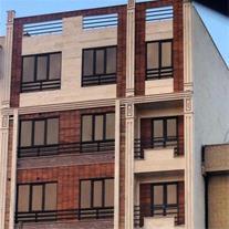 اجرای نمای سنگی ساختمان