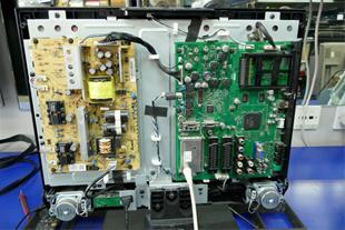 تعمیرات تلویزیون های led _ lcd