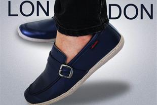 کفش کالج مردانه طرح london
