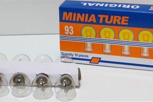 فروش لامپ تک و دو کنتاکت برند MKS
