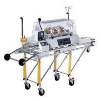 انکوباتور مبله داخل بخش و آمبولانسی پرتابل نوزاد
