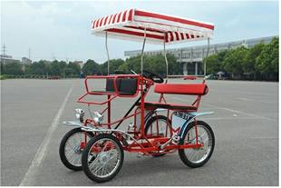ساخت انواع دوچرخه های تفریحی و پدال خودرو
