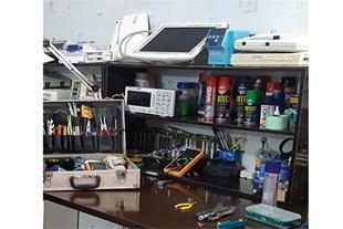 تعمیر و پشتیبانی تجهیزات پزشکی و دندانپزشکی