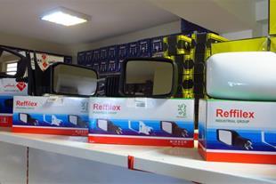 آینه های پژو – راهنمادار – با کیفیت تضمینی