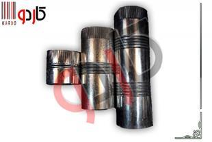 تولید و فروش انواع لوله بخاری . کلاهک اچ . ناودان