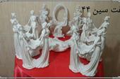 تولید مجسمه فایبرگلاس و رزین