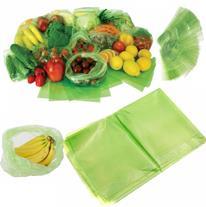 کیسه های سبز افزایش مدت نگهداری مواد غذایی 2 بسته